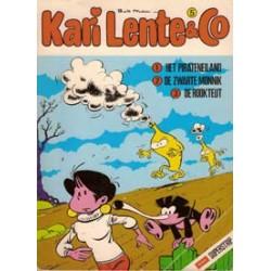 Kari Lente & Co 05 Het pirateneiland 1e druk 1976
