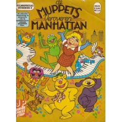 Muppets filmspecial 03<br>De Muppets veroveren Manhattan