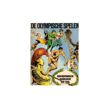 Olympische Spelen 01 Een overzicht tot 1976 1e druk 1980