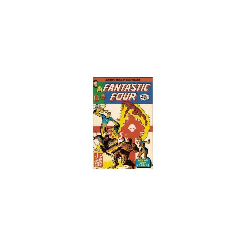 Fantastic Four 21