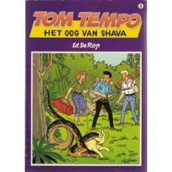Tom Tempo 02 Het oog van Shava 1e druk 1989