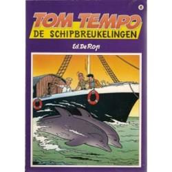 Tom Tempo 06 De schipbreukelingen 1e druk 1990