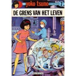 Yoko Tsuno<br>07 - De grens van het leven<br>1e druk 1972