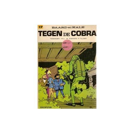 Baard en Kale 17 Tegen de Cobra herdruk