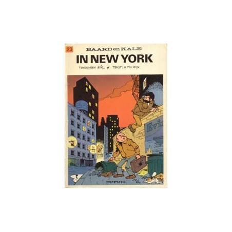 Baard en Kale 23% In New York herdruk