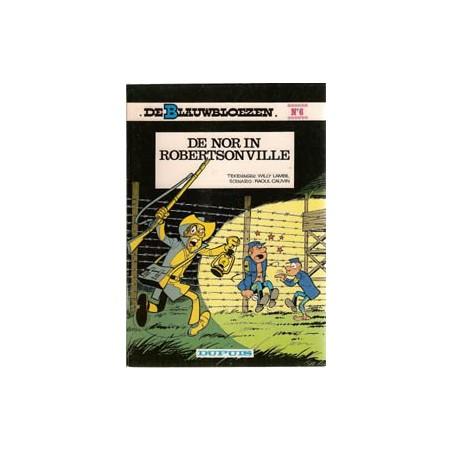 Blauwbloezen 06 - Nor van Robertsonville herdruk ca. 1979