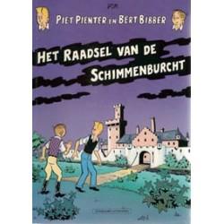Piet Pienter en Bert Bibber 03<br>Het raadsel van de schimmenbur