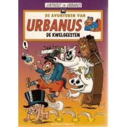 Urbanus 099<br>De kwelgeesten<br>herdruk