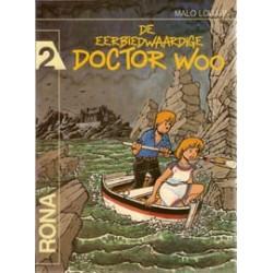 Rona 02 De eerbiedwaardige doctor Woo 1e druk 1987