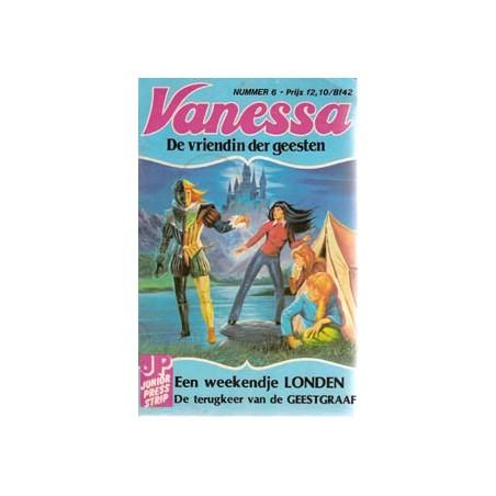 Vanessa – de vriendin der geesten 06 Een weekendje Londen
