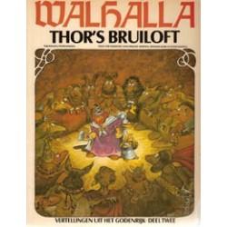 Walhalla<br>02 Thor's bruiloft<br>1e druk 1981