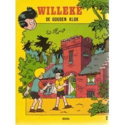 Willeke 02 De gouden klok 1e druk 1973