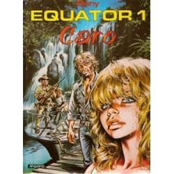Equator set<br>deel 1 & 2<br>1e drukken 1993-1994