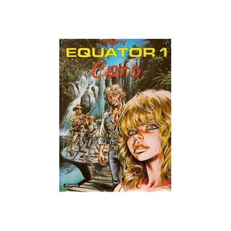 Equator set deel 1 & 2 1e drukken 1993-1994