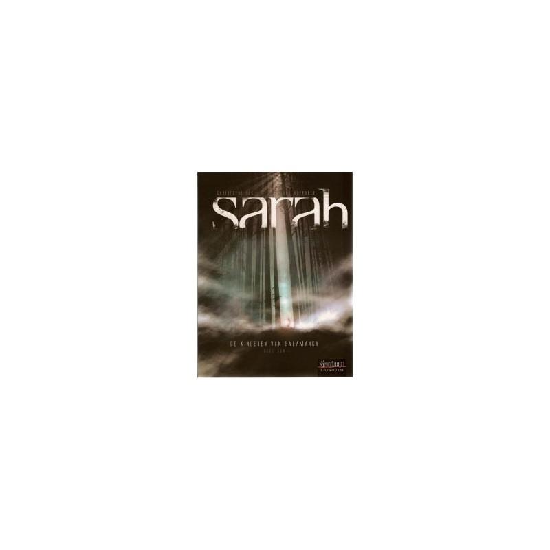 Sarah set De kinderen van Salamanca 1 & 2 1e drukken 2008-2010
