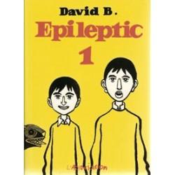 David B. Epileptic 01 1e druk 2002 Engelstalig