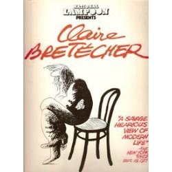 National lampoon presents Claire Bretecher 1e druk 1978