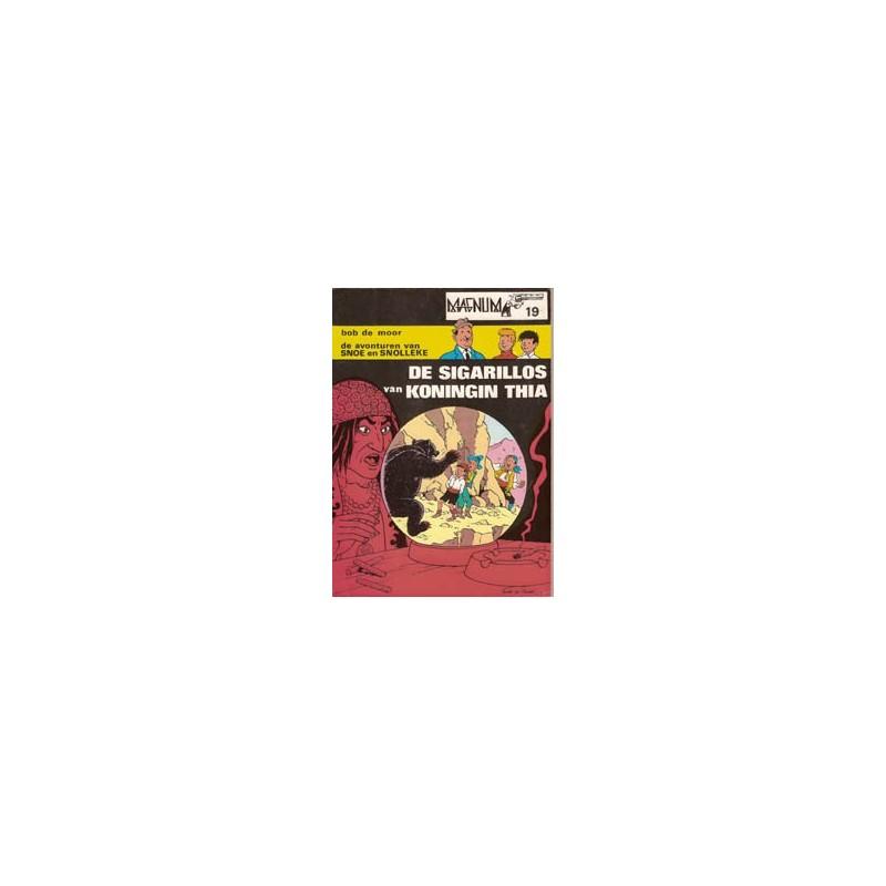 Magnum 19 Snoe en Snolleke (Johan en Stefan) De sigarillos van koningin