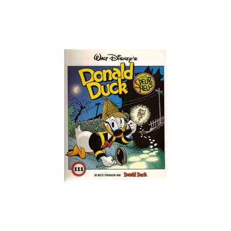 Donald Duck Beste verhalen 111 Als speurneus 1e druk 2002