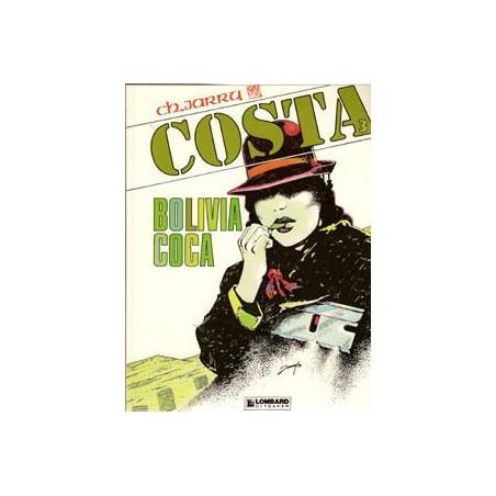 Costa 03% Bolivia coca 1e druk 1990
