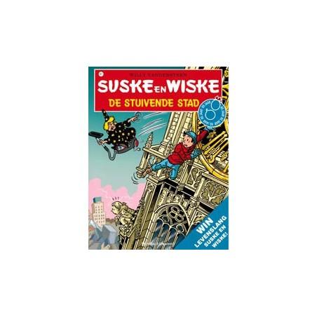 Suske & Wiske 311 De stuivende stad 1e druk 2010