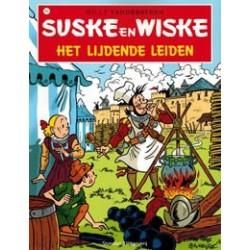 Suske & Wiske 314 Het lijdende Leiden