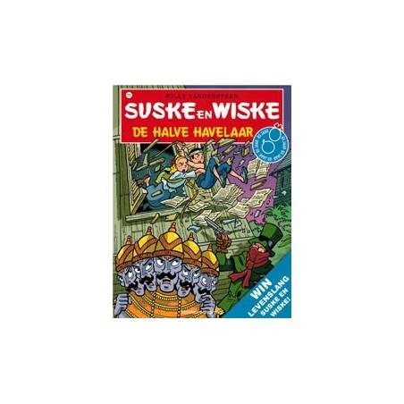 Suske & Wiske 310 De halve havelaar 1e druk 2010