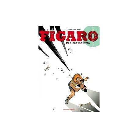 Figaro 06 De vloek van Myra 1e druk 2011