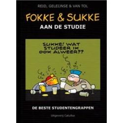 Fokke & Sukke HC Aan de studie