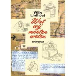 Linthout<br>Wat wij moeten weten<br>striproman