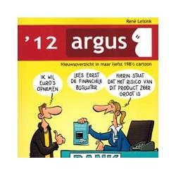 Argus 2012<br>Nieuwsoverzicht in 198 1/2 cartoons