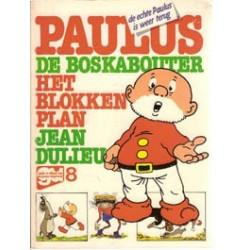 Paulus de Boskabouter G01 Het blokkenplan 1e druk 1977
