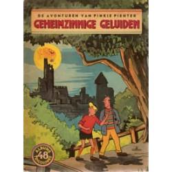 Pinkie Pienter B48 Geheimzinnige geluiden 1e druk 1961