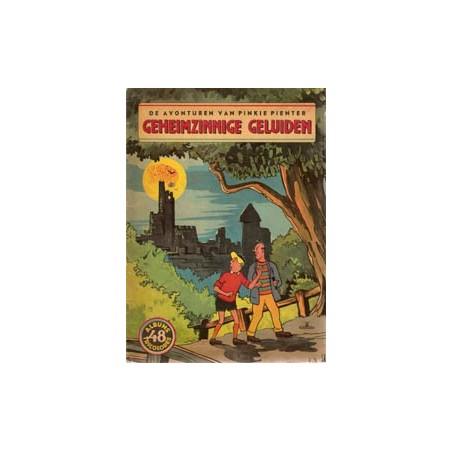 Pinkie Pienter 48 Geheimzinnige geluiden 1e druk 1961