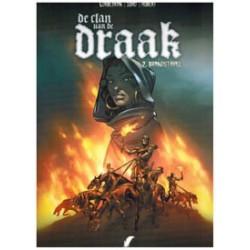 Clan van de draak D02 SC<br>Brandstapel