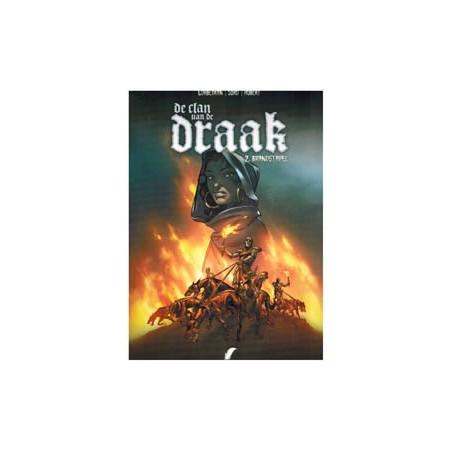 Clan van de draak  02 Brandstapel