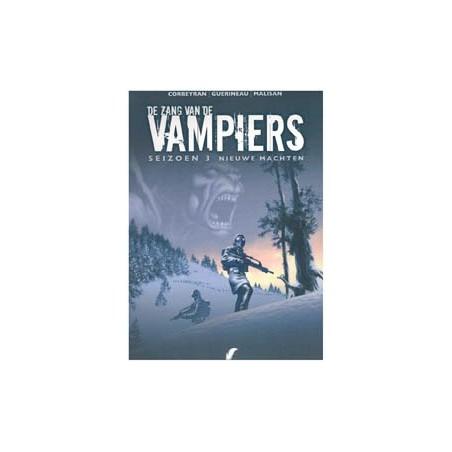 Zang van de vampiers  13 Nieuwe machten