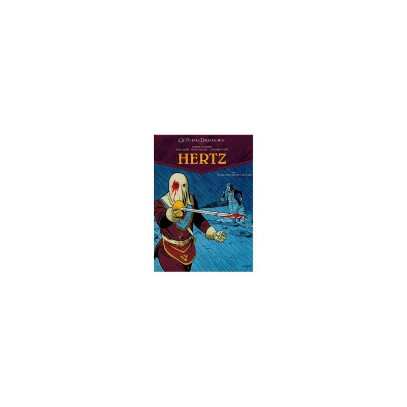 Geheime driehoek Hertz 03 HC De broeder die niet bestond