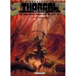 Thorgal Werelden<br>Wolvin 02 SC<br>Afgehakte hand van god Tyr