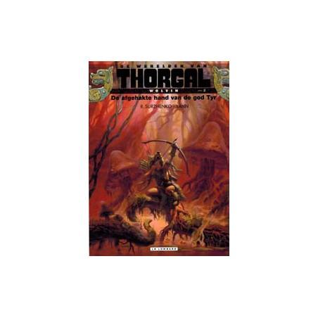 Thorgal  Werelden Wolvin 02 Afgehakte hand van god Tyr