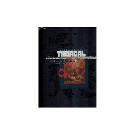 Thorgal  Werelden Wolvin Luxe 02 Afgehakte hand van god Tyr