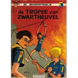 Beverpatroelje 06 De tropee van Zwarteheuvel herdruk 1967