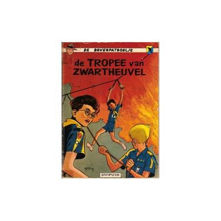 Beverpatroelje 06 De tropee van Zwartheuvel herdruk 1967