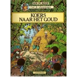 Cori de Scheepsjongen 03 Koers naar het goud herdruk* 1982