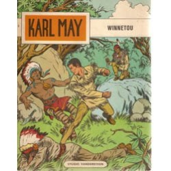 Karl May 02<br>Winnetou<br>2e druk 1971