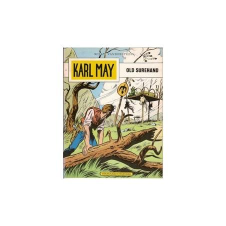 Karl May 08 Old Surehand herdruk