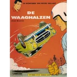 Michel Vaillant<br>07 - De waaghalzen<br>herdruk Lombard
