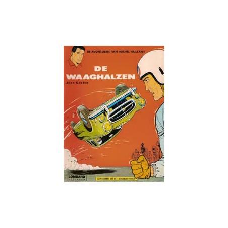 Michel Vaillant 07 De waaghalzen herdruk Lombard