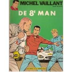 Michel Vaillant<br>08 - De 8e man<br>herdruk Helmond ca. 1974