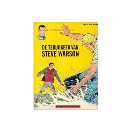 Michel Vaillant 09 De terugkeer van Steve Warson 1e druk Van der Hout 1967